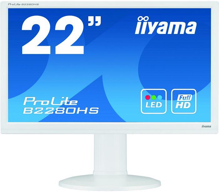 "iiyama ProLite B2280HS-W1, 21.5"""