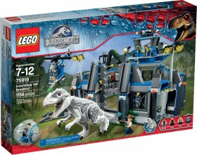 LEGO Jurassic World - Ausbruch des Indominus Rex (75919)