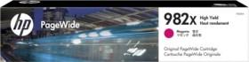 HP Tinte 982X magenta hohe Kapazität (T0B28A)