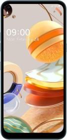 LG K61 LMQ630EAW Dual-SIM weiß