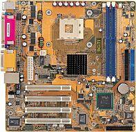 ABIT BG-71, i845GL, VGA, LAN