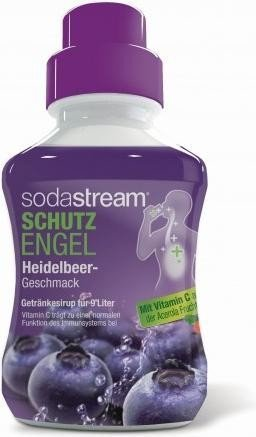 SodaStream guardian angel blueberry 375ml syrup