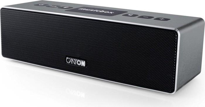 Canton musicbox XS titan (03686) -- via Amazon Partnerprogramm