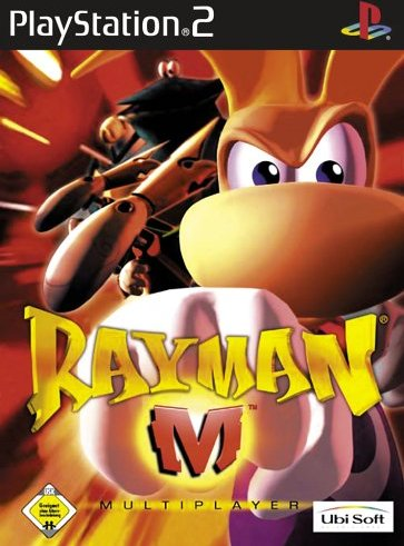 Rayman M (niemiecki) (PS2) -- via Amazon Partnerprogramm