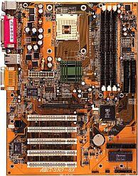 ABIT SR7-8X, SiS648 (PC-2700 DDR)