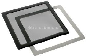 DEMCiflex dust filter 230mm square black/black