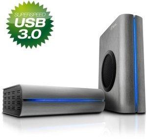 """Fantec DB-F8U3 silver, 3.5"""", USB-B 3.0 (1427)"""
