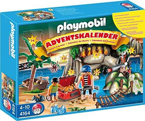 playmobil - Weihnachten - Adventskalender Piraten-Schatzhöhle (4164) -- via Amazon Partnerprogramm