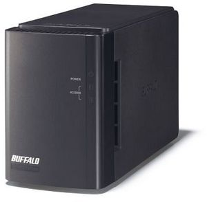 Buffalo Drivestation Duo 2TB, USB 2.0/eSATA (HD-WL2TSU2R1-EU)