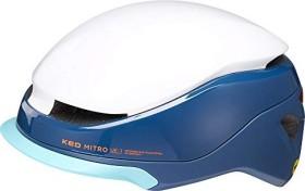 KED Mitro UE-1 Helm weiß/blau (1120305-102)