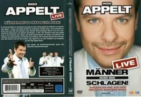 Ingo Appelt - Männer muss man schlagen! (DVD)