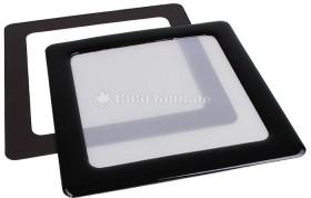 DEMCiflex dust filter 80mm square black/white (DF0430)