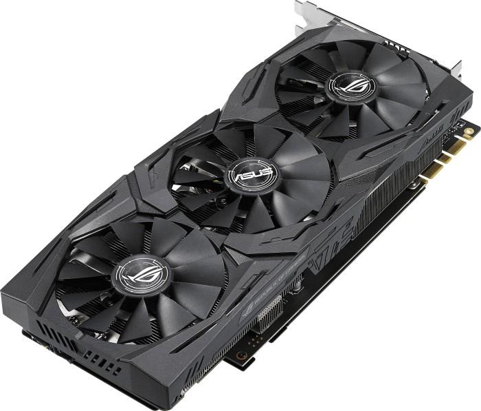 Asus Rog Strix Geforce Gtx 1070 Ti Advanced Rog Strix Gtx1070ti A8g