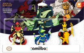 Nintendo amiibo Figuren-Set Shovel Knight Collection (Switch/WiiU/3DS)