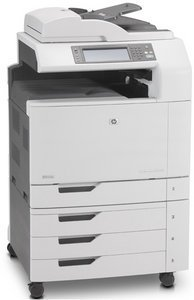 HP colour LaserJet CM6040 MFP, colour laser (Q3938A)