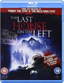 Last House on the Left (Remake) (Blu-ray) (UK)