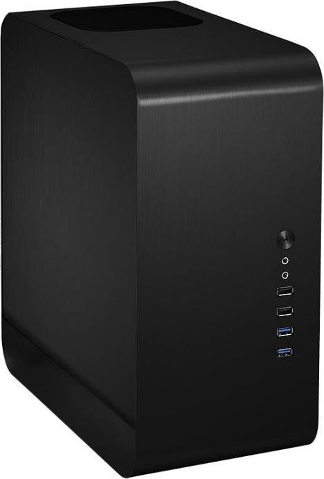 Jonsbo UMX1 Plus schwarz, Mini-ITX (JB UMX1+K/600046830)