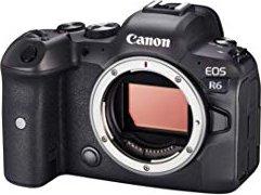 Canon EOS R6 Body (4082C003) -- via Amazon Partnerprogramm