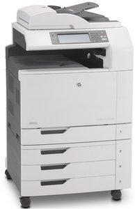 HP Color LaserJet CM6040f MFP, Farblaser (Q3939A)
