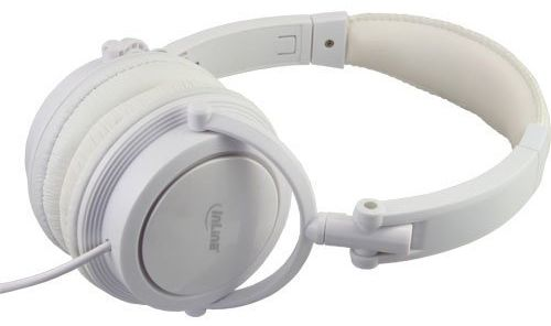 InLine 55350W Headset weiß
