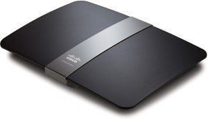 Linksys E4200, 450Mbps (MIMO) Dual Band (simultaneous)