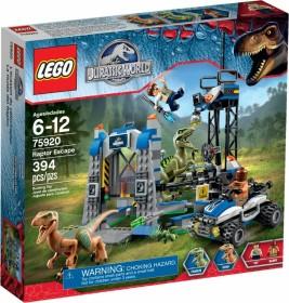 LEGO Jurassic World - Ausbruch der Raptoren (75920)