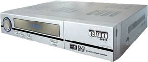 Octagon SF 518 silver
