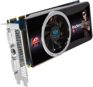 Sapphire Radeon HD 4870 Sapphire-Design, 1GB GDDR5, 2x DVI, TV-out, lite retail (11133-19-20R)