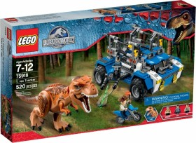 LEGO Jurassic World - T-Rex-Tracker (75918)