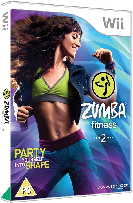 Zumba Fitness 2 (deutsch) (Wii)