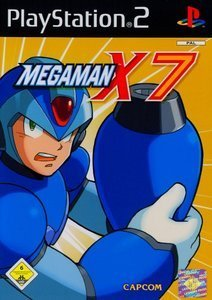 Megaman X7 (German) (PS2)