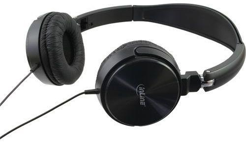 InLine 55351 Headset schwarz