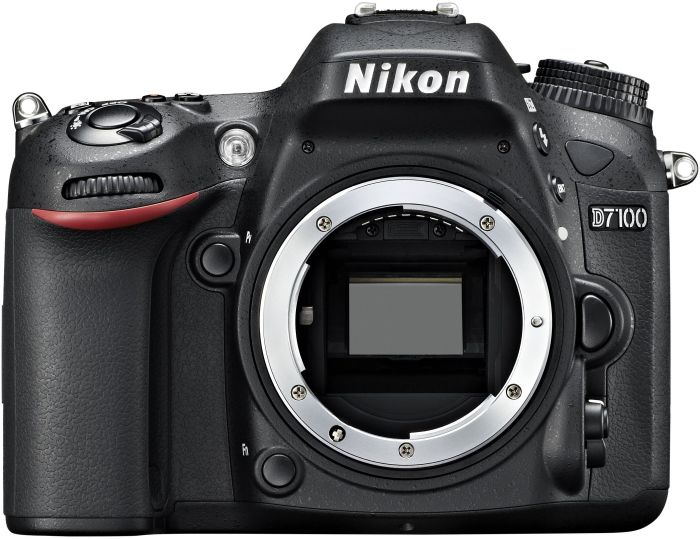 Nikon D7100 black case (VBA360AE)