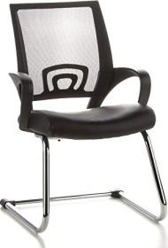 HJH Office Visto Net V Konferenzstuhl, schwarz (650400)