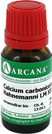 Arcana calcium carbonicum Hahnemanni LM 12 Dilution, 10ml