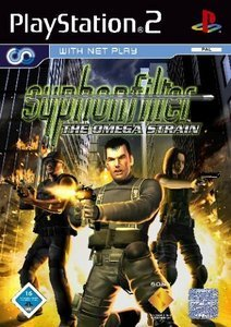 Syphon Filter: Omega Strain (niemiecki) (PS2)
