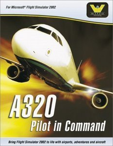 Flight Simulator 2002 - A320 Pilot in Command (Add-on) (German) (PC)