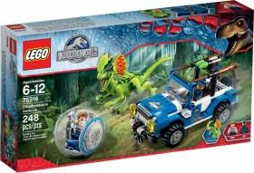 LEGO Jurassic World - Hinterhalt des Dilophosaurus (75916)