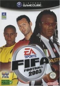 EA Sports FIFA Football 2003 (GC)