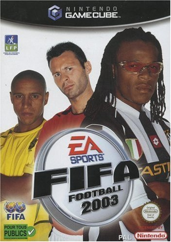 EA Sports FIFA Football 2003 (German) (GC) -- via Amazon Partnerprogramm