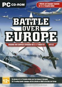 IL-2 Sturmovik: Forgotten Battles: Battle over Europe (niemiecki) (PC)