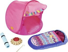 Zapf creation BABY born Zubehör - Play&Fun Camping Set (823743)