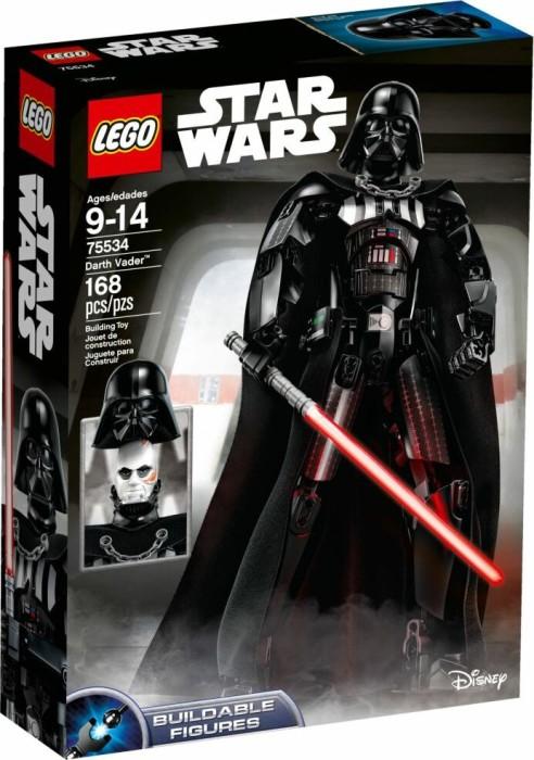 LEGO Star Wars Buildable Figures - Darth Vader (75534)