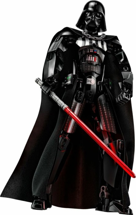 Lego Star Wars Buildable Figures Darth Vader 75534