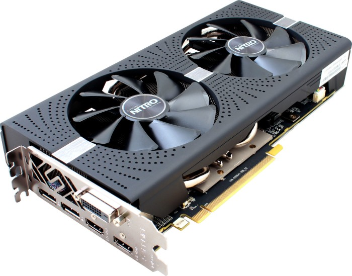 Sapphire Nitro+ Radeon RX 580 4GD5, 1340MHz/1411MHz, 4GB GDDR5, 2000MHz, DVI, 2x HDMI, 2x DP, lite retail (11265-31-20G)