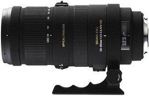 Sigma AF 120-400mm 4.5-5.6 DG APO HSM OS for Sigma black (728956)