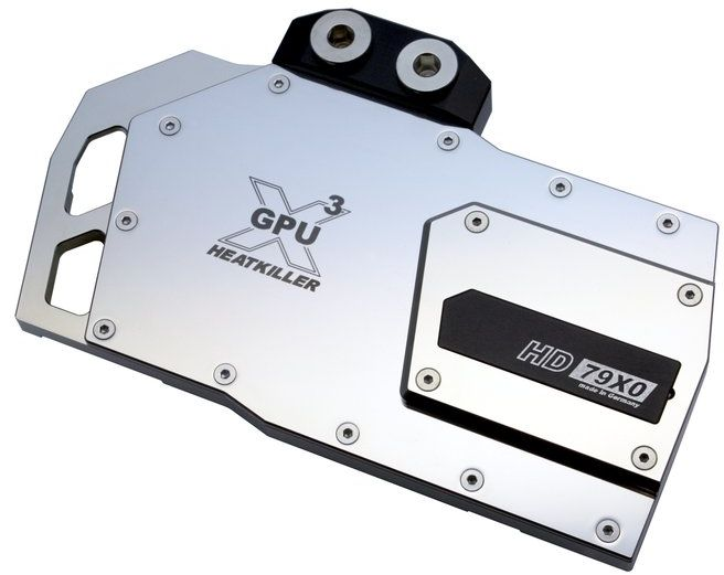 Watercool Heatkiller GPU-X3 79X0 Ni-Bl (15021)