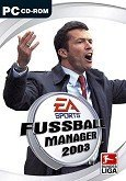 EA Sports Fußball Manager 2003 (niemiecki) (PC)