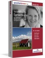 Sprachenlernen24 Isländisch Basiskurs (deutsch) (PC)