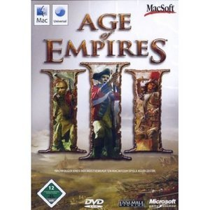 Age of Empires 3 (deutsch) (MAC)
